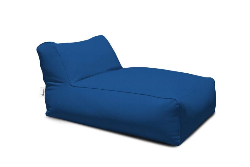 méridienne extérieure bleu foncé