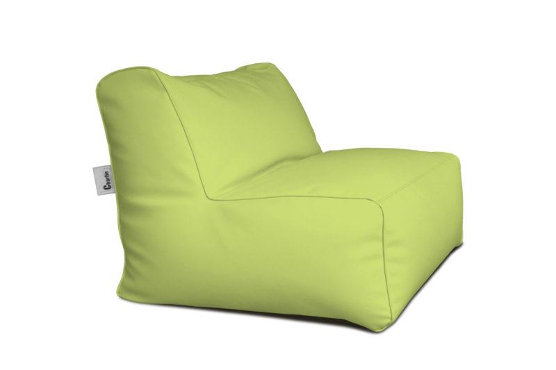 chauffeuse extérieure vert